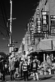 De stad New York van China Royalty-vrije Stock Afbeelding