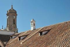 De stad Potosi stock fotografie