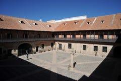 De stad Potosi In Munt Royalty-vrije Stock Afbeeldingen