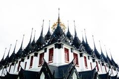 De stad Thailand van Bangkok van het ijzerpaleis Royalty-vrije Stock Afbeelding