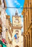 De stad van Aix-en-Provence in Frankrijk Royalty-vrije Stock Foto's