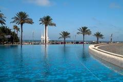 De stad van Alexandrië stock foto's