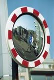 De stad van Antwerpen Stock Afbeeldingen