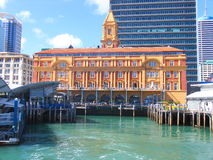 De Stad van Auckland Royalty-vrije Stock Afbeelding