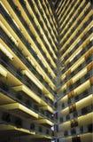 DE STAD VAN AZIË SINGAPORE ONDERAAN HET HOTEL VAN DE STADSarchitectuur Stock Afbeelding
