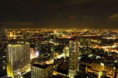 De stad van Bangkok Royalty-vrije Stock Fotografie