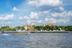 De stad van Bangkok Stock Afbeeldingen