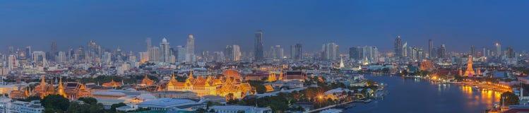 De stad van Bangkok Royalty-vrije Stock Foto