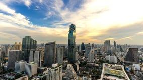 De Stad van Bangkok - Cityscape Thailand royalty-vrije stock afbeelding