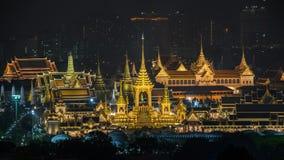 De Stad van Bangkok - de tempel van Benchamabophit dusitvanaram royalty-vrije stock foto's