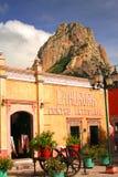 De stad van Bernal Royalty-vrije Stock Foto