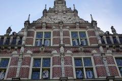 De stad van Bocholt Royalty-vrije Stock Foto