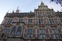De stad van Bocholt Royalty-vrije Stock Foto's