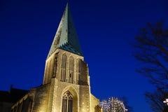 De stad van Bocholt Royalty-vrije Stock Fotografie