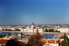 De stad van Boedapest Royalty-vrije Stock Foto's