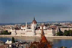De stad van Boedapest Royalty-vrije Stock Afbeeldingen