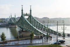 De stad van Boedapest Stock Foto