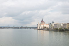 De stad van Boedapest Royalty-vrije Stock Fotografie