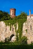 De stad van Bystrzyca Klodzka Royalty-vrije Stock Afbeeldingen