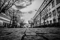 De Stad van Coimbra Stock Afbeeldingen