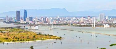 De stad van DA nang Royalty-vrije Stock Fotografie