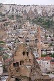 De stad van de berg Stock Afbeelding