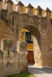 De stad van de deur Royalty-vrije Stock Foto