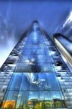 De stad van de droom Stock Afbeelding