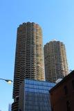 De Stad van de Jachthaven van Chicago Royalty-vrije Stock Afbeelding