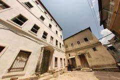 De Stad van de steen, Zanzibar royalty-vrije stock afbeelding