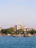 De Stad van de steen, Zanzibar Stock Afbeeldingen