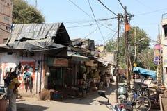 De Stad van Delhi Stock Foto