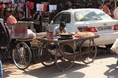 De Stad van Delhi Stock Afbeeldingen