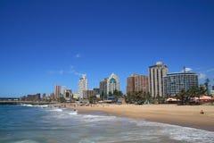 De stad van Durban royalty-vrije stock foto's