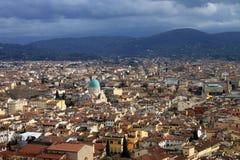 De stad van Florence Royalty-vrije Stock Afbeelding