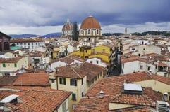 De stad van Florence royalty-vrije stock fotografie