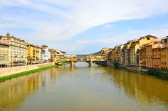 De stad van Florence, Italië Royalty-vrije Stock Foto