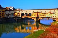 De stad van Florence, Italië stock afbeeldingen