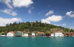 De Stad van gebouwenistanboel, Turkije Stock Fotografie