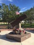 De Stad van Gilbert 9/11 Gedenkteken in Gilbert AZ Royalty-vrije Stock Afbeelding