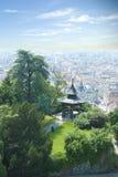 De stad van Graz Royalty-vrije Stock Afbeelding