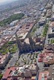 De Stad van Guadalajara stock afbeeldingen