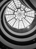 De stad van Guggenheimnew york Royalty-vrije Stock Afbeelding