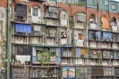 De stad van Hanoi, Vietnam Royalty-vrije Stock Afbeeldingen