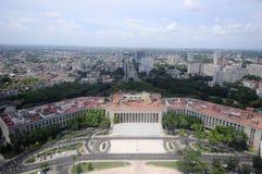De stad van Havana Royalty-vrije Stock Afbeeldingen