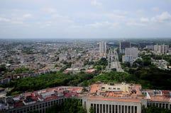 De stad van Havana Stock Afbeeldingen