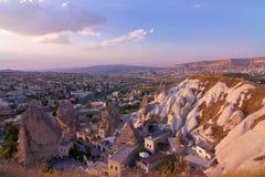 Cappadocia - Turkije royalty-vrije stock afbeeldingen