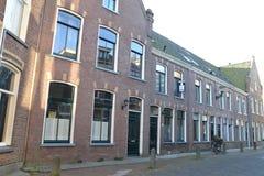 De stad van het landschapsalkmaar van Holland Royalty-vrije Stock Afbeelding