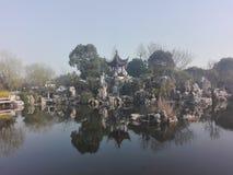 De stad van het Luziwater royalty-vrije stock afbeeldingen