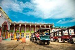 De Stad van het Park van Siam Royalty-vrije Stock Afbeeldingen